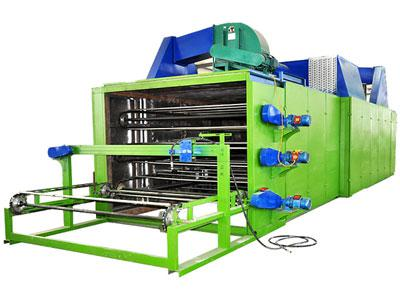 Drying Oven for Coir Fiber
